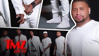 Dru Hill's Smoke E  Digglera Breaks Down Sneaker Photoshop Fail   TMZ TV