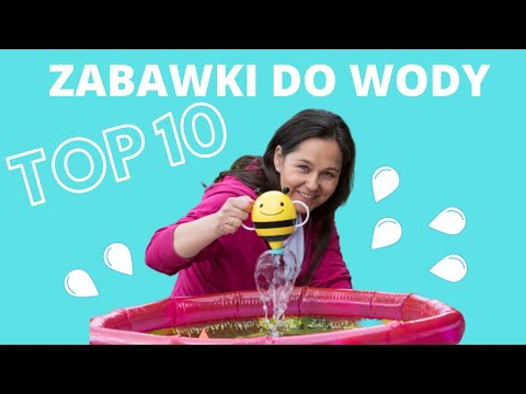 TOP 10 Zabawek Do Wody (wanny, Baseniku, Basenu, Jeziora...) - Gadki Matki #205