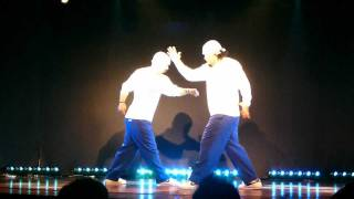 """CROSSOVER """"GUEST - 舞踊者""""(20111119)"""