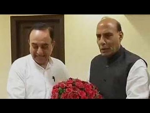 Subramanian Swamy's Janata Party merges with BJP