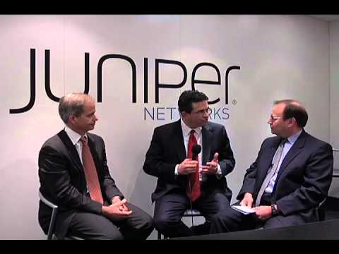 MWC 2011: Juniper/Openwave Partnership