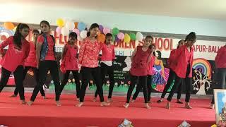 Leja Leja Re Mahki Rat me Chura ke sare rang le ja - Best Dance in 2019.