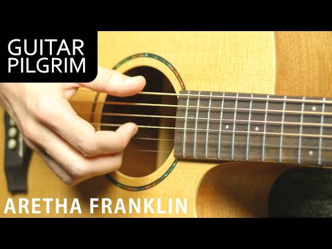 How To Play Natural Woman By Aretha Franklin