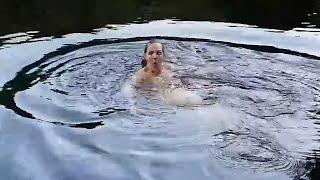 Camps Nudist fishing