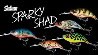 /Trout Lure Salmo Sparky Shad 4/Lures/ Barschwobbler, Lure for Pike Pike Lures Pike Lures Mini Perch Zander