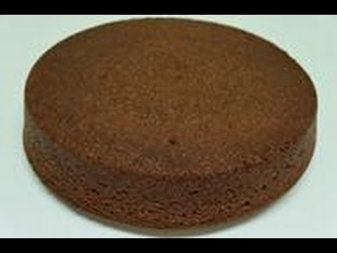 Genoise Au Chocolat Facile Cuisinerapide Youtube