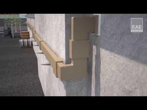 Cast Resin Busbar - KX Busbar Application Animation | EAE Elektrik