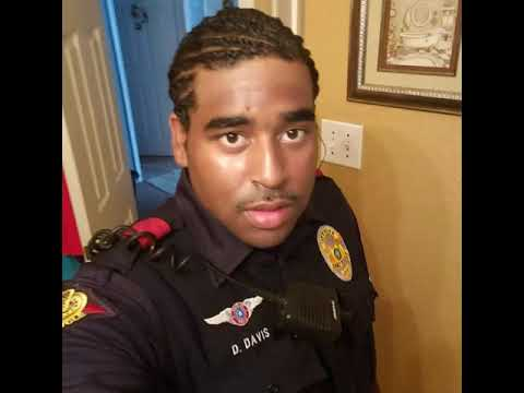 Texas Officer Reprimanded Over His Hair