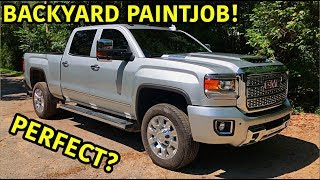 Rebuilding A Wrecked 2019 GMC Duramax Part 8