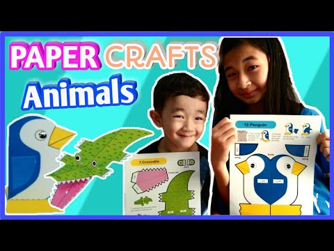 paper-crafts-animals-for-toddlers-|-easy-fun-craft-to-do-at-home