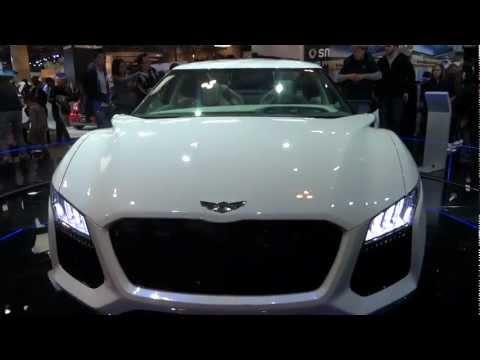 Hyundai Genesis Concept Car