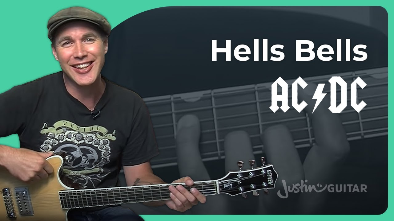 hells bells video lesson