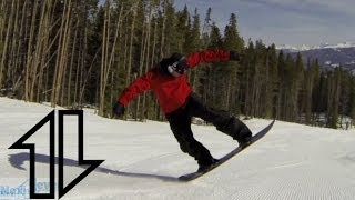 How to Butter: #10 Backside Tail-Rolls