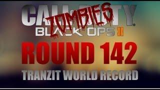 TranZit Round 142 Black Ops 2 Solo World Record