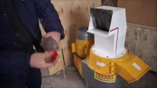 Дробилка ножевая Стриж-6 (ПЭТ, пластик)(, 2017-04-01T09:20:03.000Z)