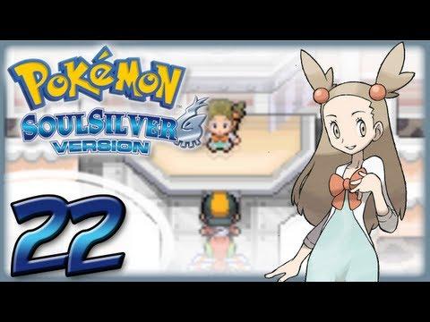 Pokemon SoulSilver  Episode 22 A Cold War! Jasmine