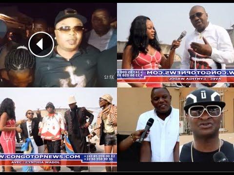 JB MPIANA Retour Avec Force à Kinshasa Après USA, JDL TRABENDO ALobi ROGER NGANDU & MOSAKA BaTiKaLi