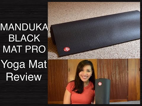 Best Yoga Mats Manduka Black Mat Pro Review