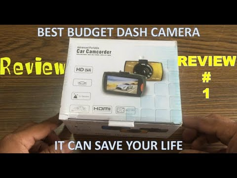 Budget Dash Camera.  Must For All Cars In India.  UNBOXING