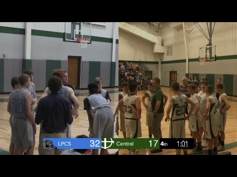 1/18/2018 Varsity Basketball vs Lakewood Park Christian School
