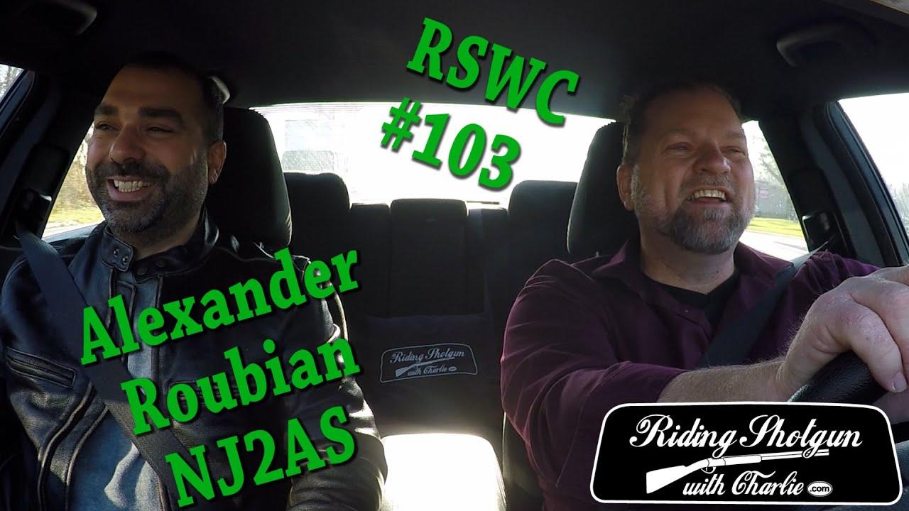 RSWC #103 Alexander Roubian