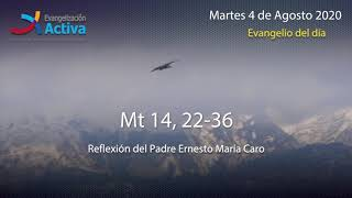Evangelio Diario Martes 4 de Agosto 2020