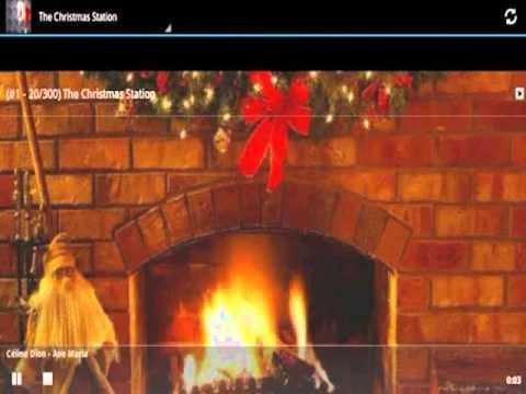 radio stations playing christmas songs