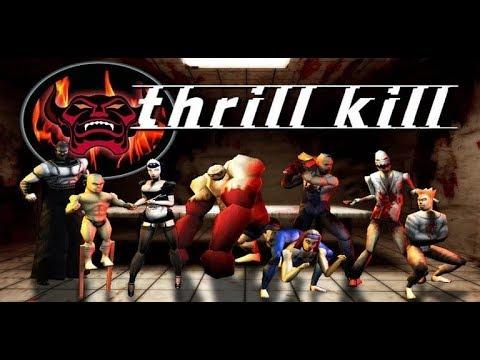 GET HIM! - Thrill Kill - Feat.Universal FGC (PSX)