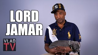 Lord Jamar on Role in