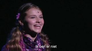 Vajèn van den Bosch - Is dit wat ik wil? (met lyrics, uit droomvlucht de musical)