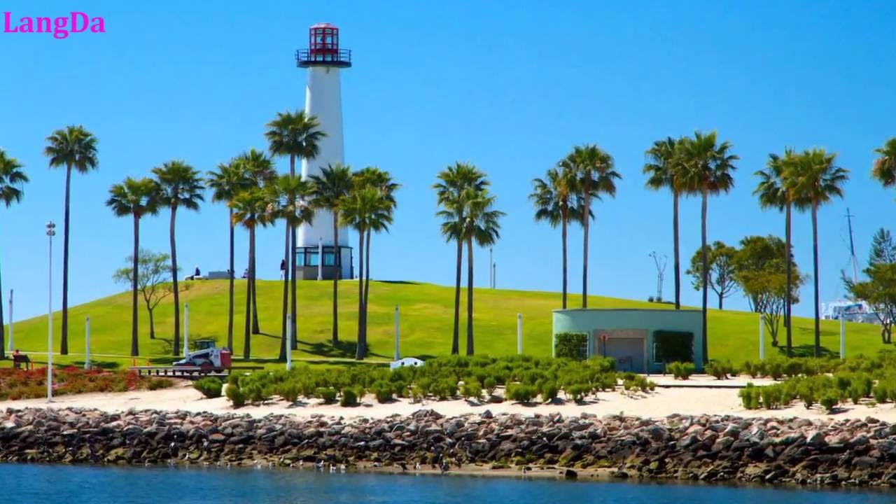 Long beach california usa wonderful scenery of long for Beach cities in california