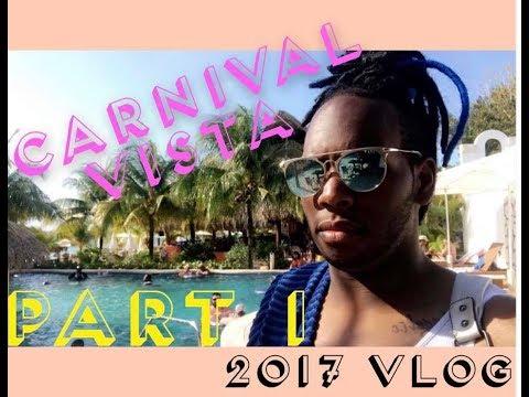 Carnival Vista Family & Friends 2017 part 1