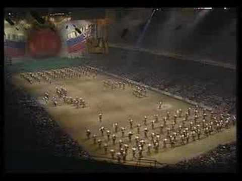 1987 Royal Tournament - Massed Bands of the Royal Marines