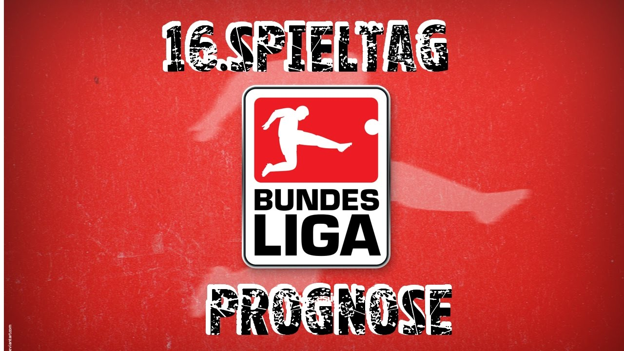 FuГџball Bundesliga 16 Spieltag