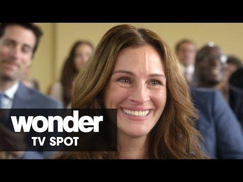 """Wonder (2017 Movie) Official TV Spot - """"Family"""" – Julia Roberts, Owen Wilson"""