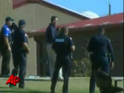 Fort Hood Shooting Raw Video released by Military