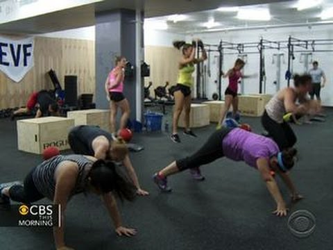 As Crossfit's Popularity Continues To Skyrocket, So Does Injury Risk