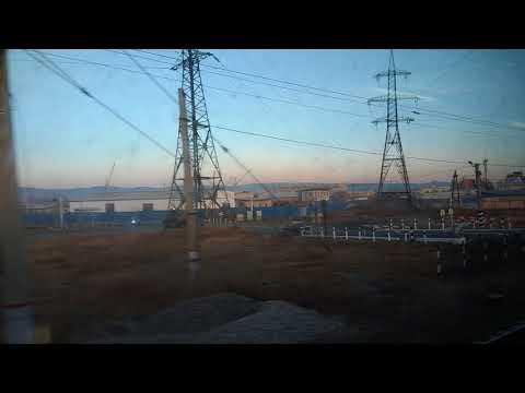 . Кадала-Озеро Кенон-Чита-2. Поездка на поезде Москва-Чита