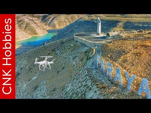 Saint Charbel Monument Faraya [4K] drone footage | مزار مار شربل فاريا