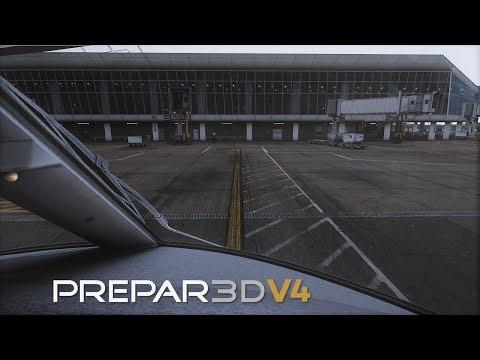 P3Dv4] QualityWings 787 Full Flight in Prepar3D v4