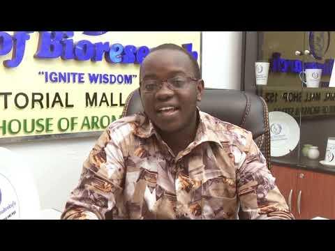PROF BIORESEARCH - EMBOOZI Z'OMUKENKUFU CITRONELLA OIL (TEETE) PART ONE