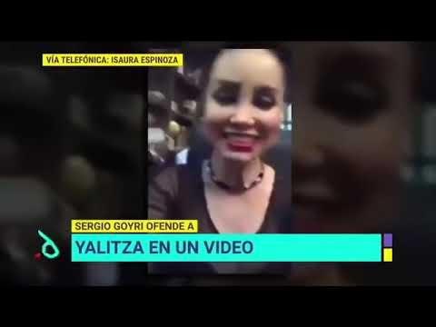 Video: Sergio Goyri llama pinche india a Yalitza Aparicio | De Primera Mano
