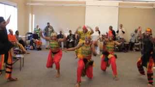 Gambar cover Kwanzaa 2013 at Yonkers Riverfront Library Bokandeye Drum and Dance Troupe