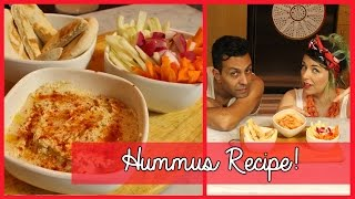 Hummus | Cooking With Giugizu