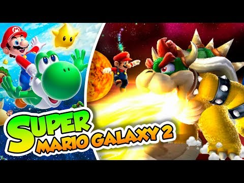 ¡Golpe de meteoro! - #06 - Super Mario Galaxy 2 en Español (WiiU) DSimphony