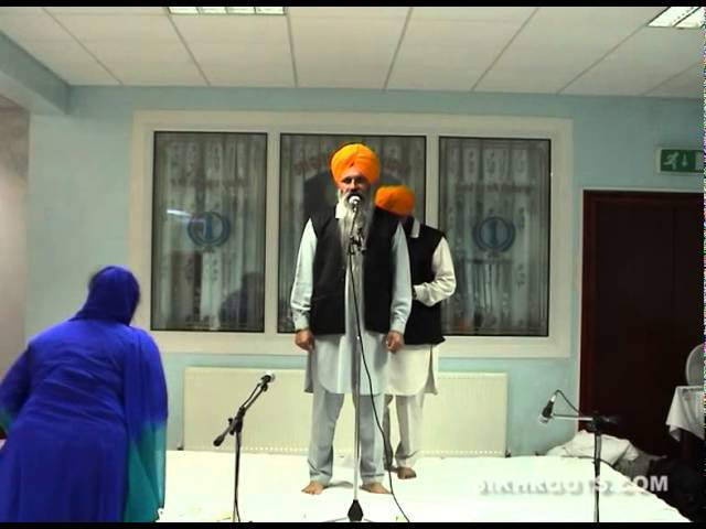 Jago Wale - Live in Wolverhampton - Akhand Paath of Aman Singh