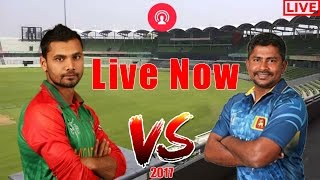 Bangladesh vs Srilanka 1st ODI Live Streaming 2017 | Bangladesh tour of Sri Lanka 2017
