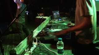 ROCCA / DJ NELSON / MARKO93 (2/2) . Hiphop Citoyens @ Casa Babylon . Cordoba 2013