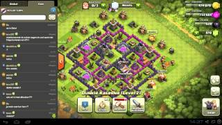 Clash of Clans #82 || Clanmember Base Review || Let's Play Clash of Clans [Deutsch HD]
