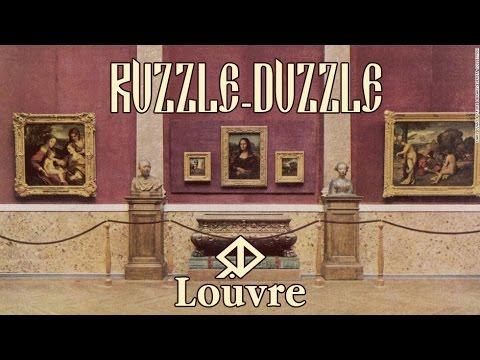 Ruzzle-Duzzle   Louvre, Paris   Hip-Hop